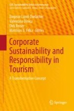 Challenges for Tourism—Transitioning to Corporate Sustainability and Responsibility