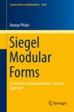 Introduction to Siegel Modular Forms