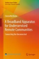 Broadband Access for Remote Un-serviced Communities