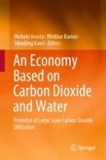 Large Scale Utilization of Carbon Dioxide: From Its Reaction with Energy Rich Chemicals to (Co)-processing with Water to Afford Energy Rich Products. Opportunities and Barriers
