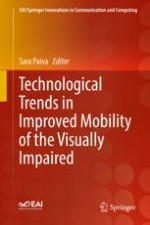 Smart Cities to Improve Mobility and Quality of Life of the Visually Impaired