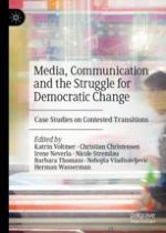 Introduction: Democratization Conflicts as Communicative Contestations