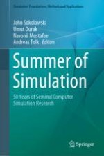 50 Summers of Computer Simulation