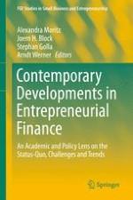 European SME Financing: An Empirical Taxonomy