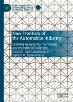Introduction: Changing Geographies and Frontiers of the Automotive Industry