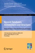 Nova: Diffused Database Processing Using Clouds of Components [Vision Paper]