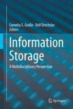 Information Processing and Storage in the Brain