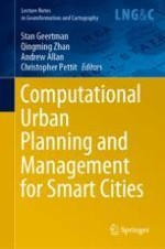 Computational Urban Planning and Management for Smart Cities: An Introduction