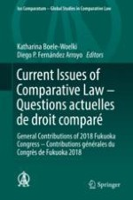 The Significance of Comparative Law to Common Law Judges: An Australian Perspective