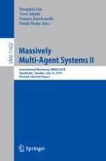 Distributed Speaking Objects: A Case for Massive Multiagent Systems
