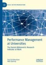 Performance Management Strikes Danish Universities
