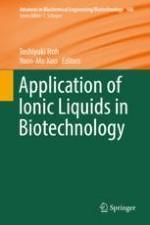 Ionic Liquids in Bioseparation Processes