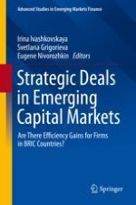 M&As Trends in Emerging Capital Markets