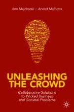 What Is Crowdsourcing for Innovation?