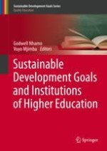 The Context: SDGs and Institutions of Higher Education