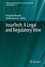 FinTech, InsurTech, and the Regulators