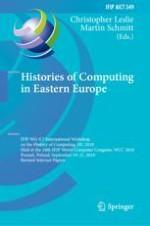 Armenian Computers: First Generations