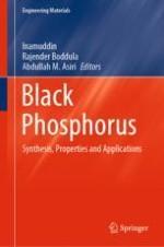 Functionalization and Doping of Black Phosphorus