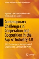 Barriers of Creating Competitive Advantage in the Age of Industry 4.0: Conclusions from International Experience