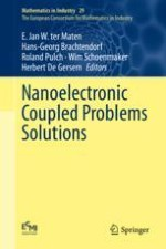 Nanoelectronic Coupled Problems Solutions – Highlights from the nanoCOPS Project