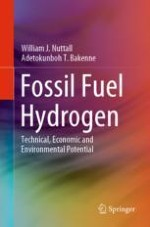 Introduction—The Hydrogen Economy Today