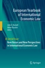 Introduction: The Discipline of International Economic Law at a Crossroads