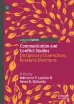 Dynamic Connections: Interdisciplinary Approaches to Conflict and Communication
