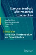Quest for a Sustainable International Investment Regime: Leveling Up Through Competition (Policy) Rules?