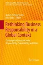 The Social Responsibility of Multinationals: From an Afterthought to Center Stage