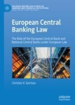 The Functions of Central Banks and Definition of European Central Banking Law