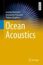 The Mathematical Model of Acoustic Processes