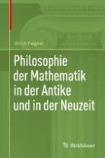 Der Begriff der Mathematik