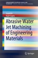Introduction to Abrasive Water Jet Machining