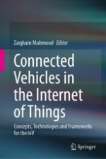 Connected Vehicles in the IoV: Concepts, Technologies and Architectures
