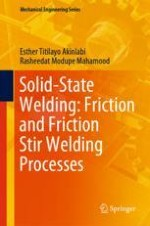 Introduction to Friction Welding, Friction Stir Welding and Friction Stir Processing