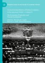 Economic Expertise and Political Militancy Under Fascism: An Introduction