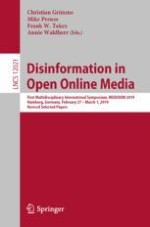Human and Algorithmic Contributions to Misinformation Online - Identifying the Culprit