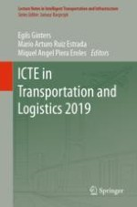 Modeling Global Consumptions Trends Impact on Transport and Logistics: Scenario Analysis