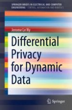 Defining Privacy-Preserving Data Analysis