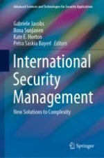 Towards Sustainable Solutions in International Security Management—An Introduction