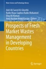 Management Practices of Fresh Market Wastes and Impacts on Environmental Health