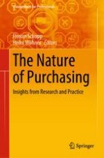 Elements of Purchasing in Nature
