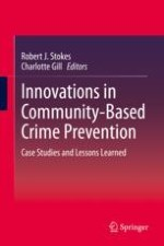 In Support of Innovative Partnerships for Crime Prevention: The Byrne Criminal Justice Innovation Program