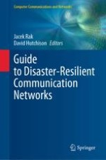 Fundamentals of Communication Networks Resilience to Disasters and Massive Disruptions