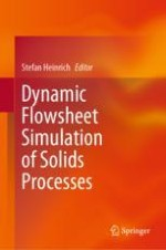 Process Modeling for Dynamic Disperse Particle Separation and Deposition Processes