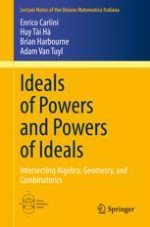 Associated Primes of Powers of Ideals