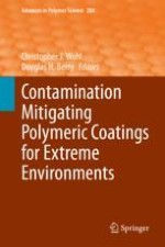 Aerospace and Marine Environments as Design Spaces for Contamination-Mitigating Polymeric Coatings