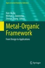 Why design matters: From decorated metal-oxide clusters to functional metal-organic frameworks