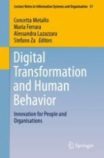 Digital Transformation and Human Behavior: An Introduction