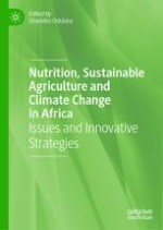 Introduction: Nutrition, Sustainable Agriculture and Climate Change Issues in Africa